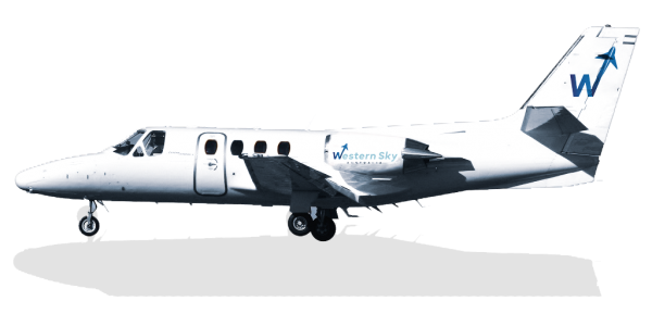 Aircraft Charter Company in Australia